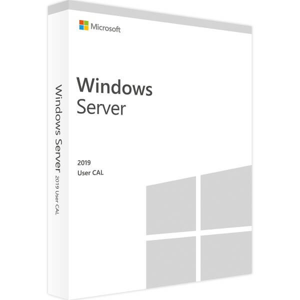 Windows Server 2019 - 1 User CAL