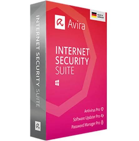 Avira Internet Security Plus 2019