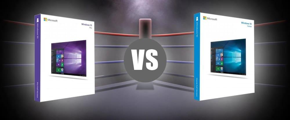 🌈 Unterschied windows 10 home und professional | Windows 10
