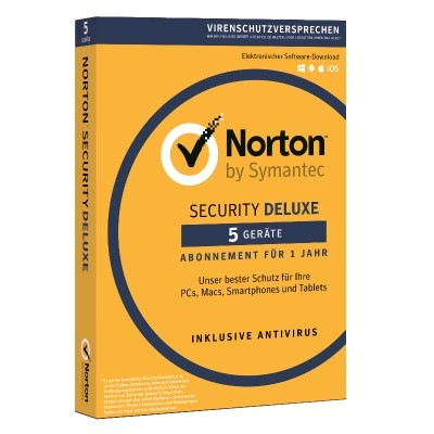 Symantec Norton Security Deluxe 2019