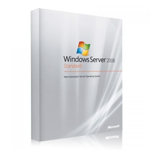 Windows Server 2008 Standard en