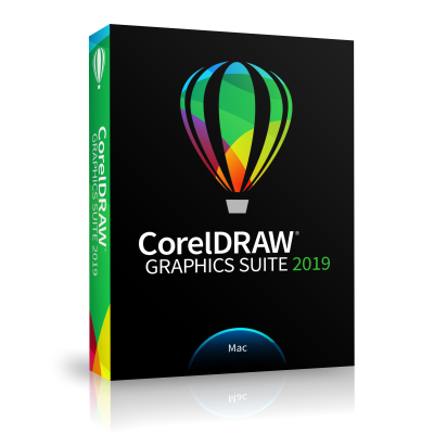 CorelDRAW Graphics Suite 2019 für MAC