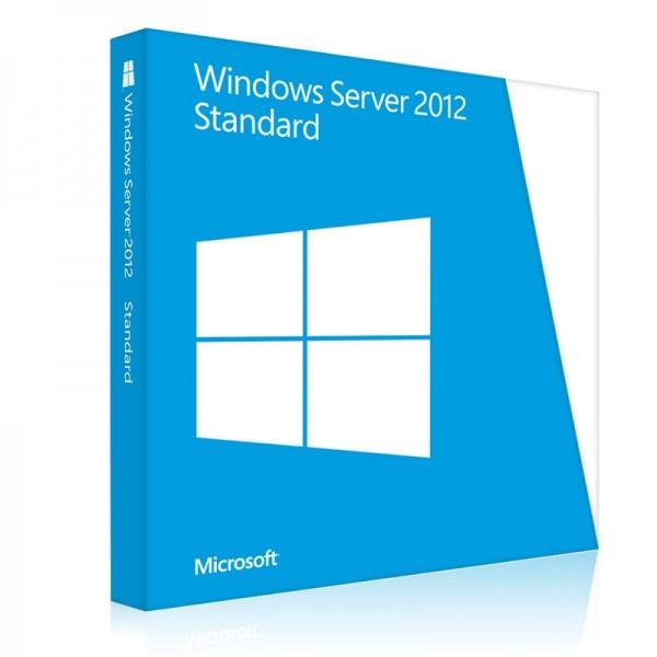 Windows Server 2012 (x64) Standard