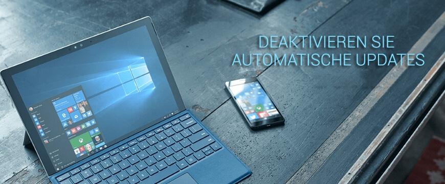 Windows 10 Updates Deaktivieren Anleitung It Nerd24