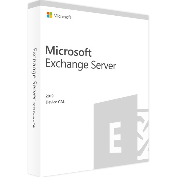 Microsoft Exchange Server 2019 Standard 1 Device CAL