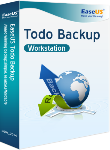 EaseUS Todo Backup Workstation 12.0