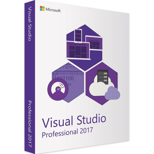 Microsoft Visual Studio Pro 2017