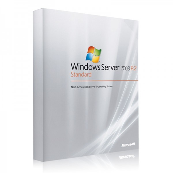 Windows Server R2 2008 Standard