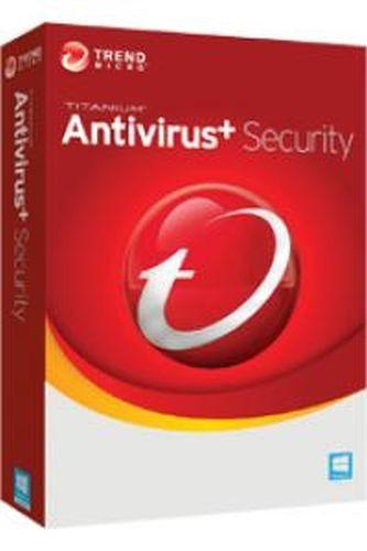 Trend Micro Antivirus+ Security