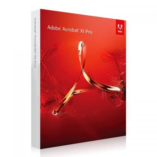Adobe Acrobat XI Pro (V11)