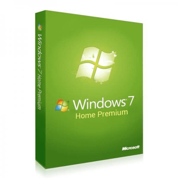Windows 7 Home Premium 32/64 Bit
